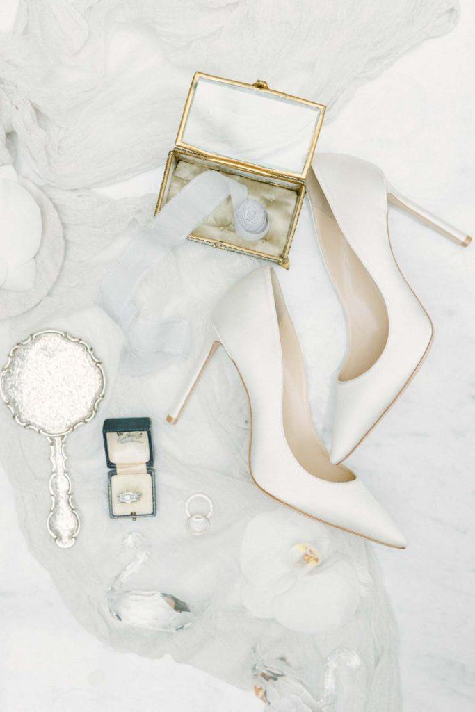 Svatba v zimě, Svatební agentura Sweet & Chic